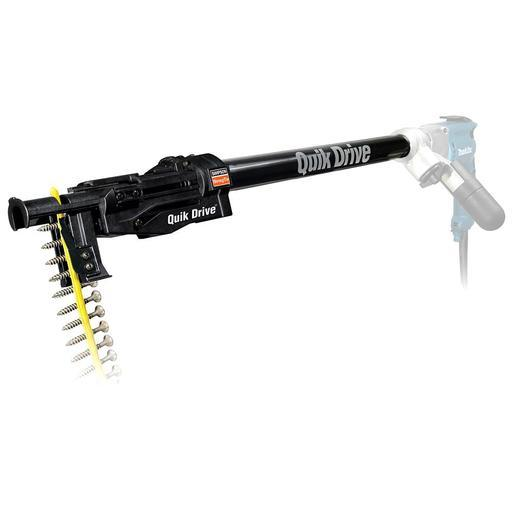 Simpson Strong-Tie PRO300SKA-FS Quik Drive Auto-Feed Screw Driving System  with Makita FS2300 Drywall Screwdriver