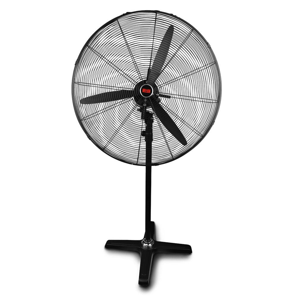 Bayer BFANP 280W 750mm Industrial Heavy Duty High Power Pedestal Fan