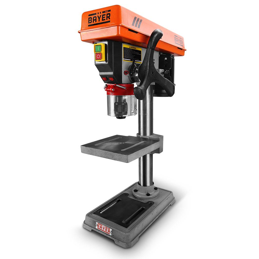 Groovy Bayer Bd400 400W Bench Mounted Drill Press Gmtry Best Dining Table And Chair Ideas Images Gmtryco