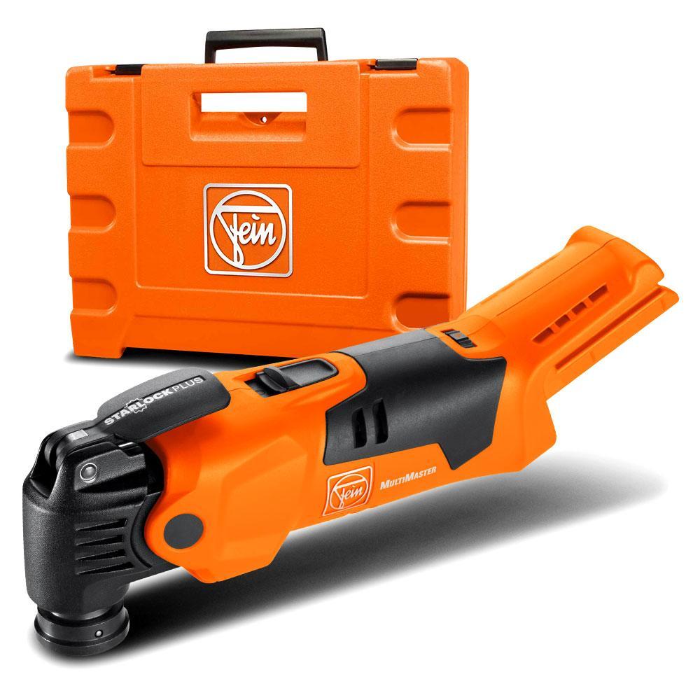 Fein AFMM 18 QSL 18V Li-ion Cordless MultiMaster Multi Tool - Skin Only