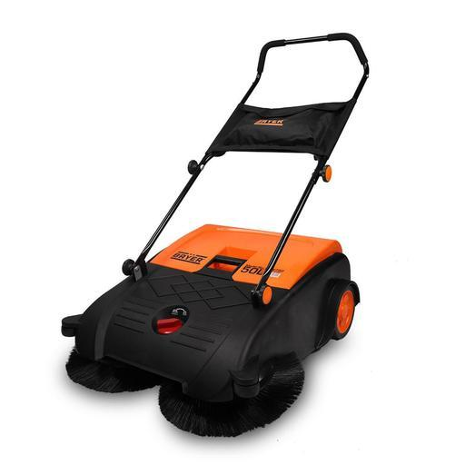 d193e2c8fe86 Bayer BSW750 750mm 50L Wet   Dry Manual Push Industrial Sweeper