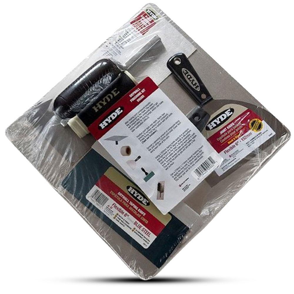 Hyde 9085 Drywall Plaster Finishing Kit