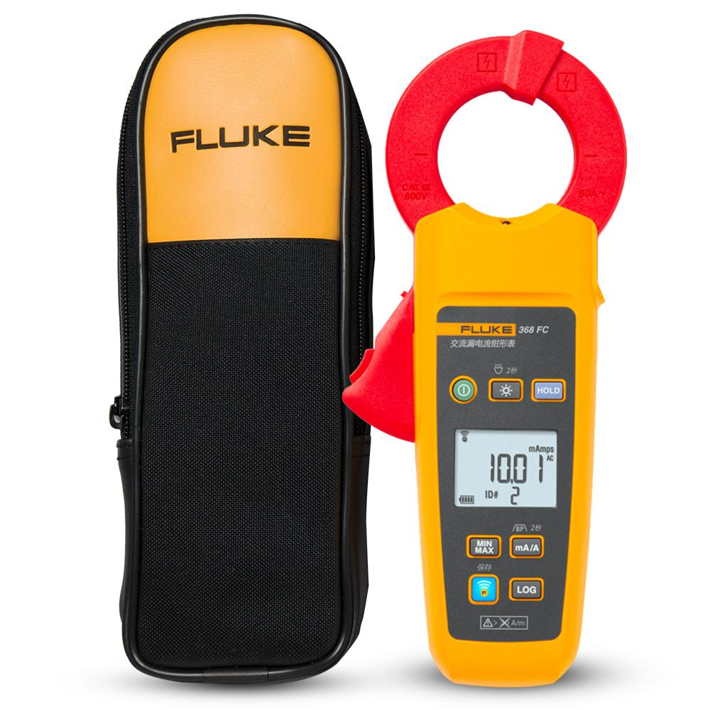 Fluke FLUKE-368FC 368 FC Leakage Current Clamp Meter