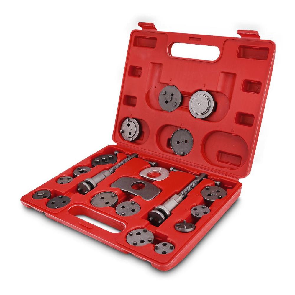 Brake Caliper Piston Rewind Tool Right Handed Set Wind Back Kit Universal