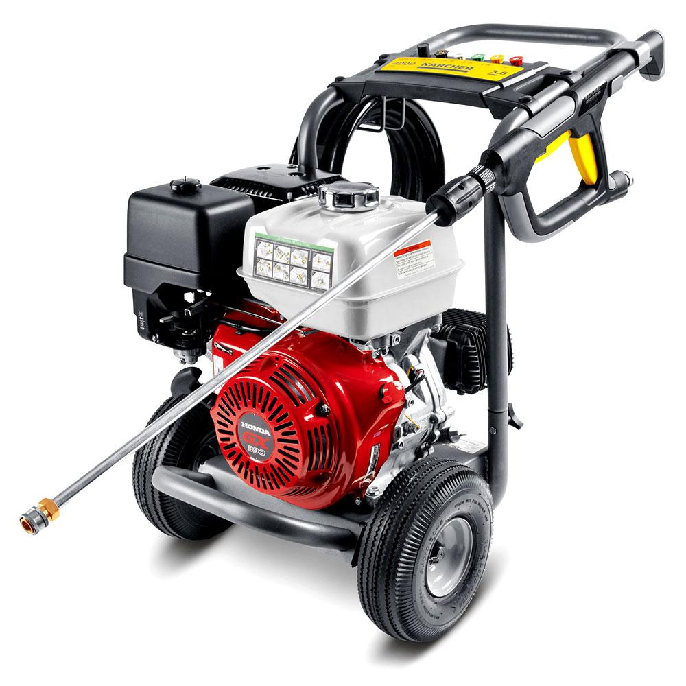Karcher G 4000 OH 13HP 4000PSI Petrol Pressure Washer ...