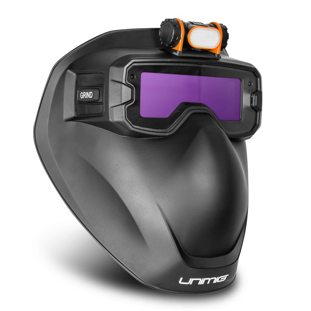 Unimig U21001k Auto Darkening Welding Goggles Mask Kit