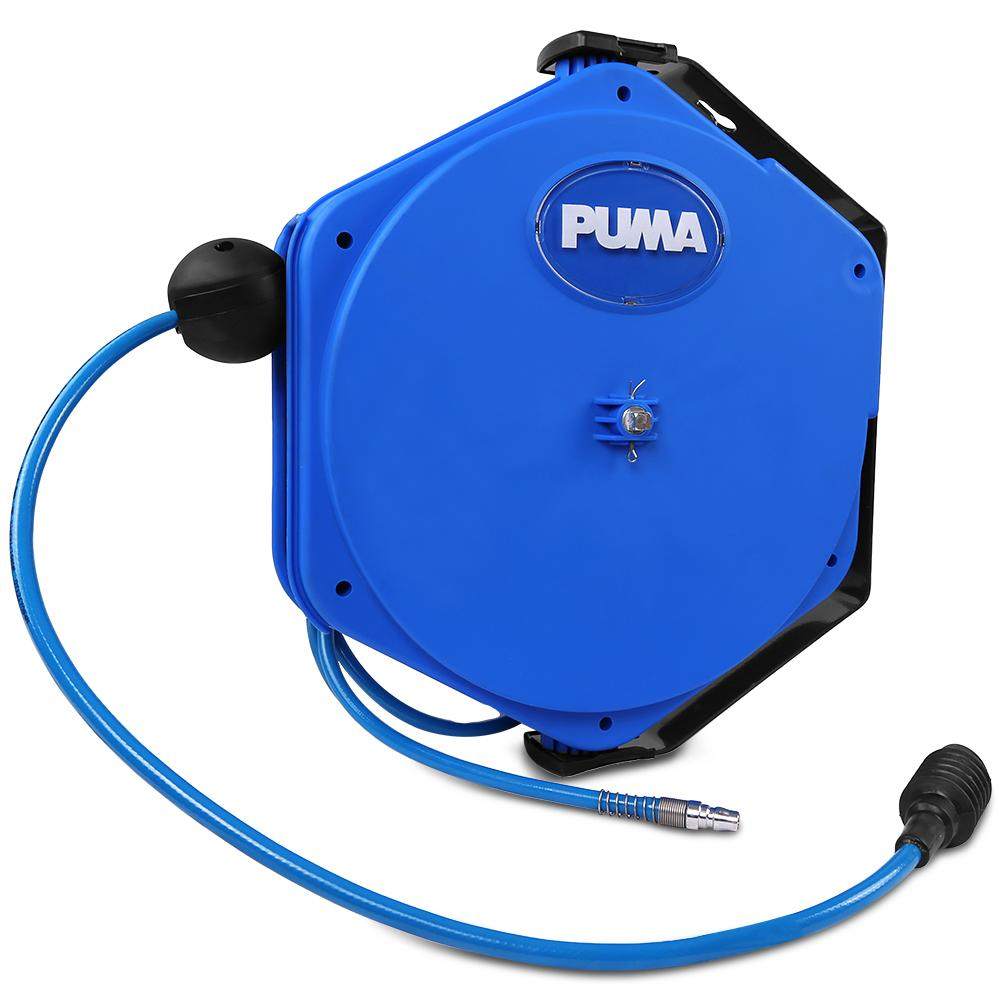 Puma PUMA1216LA 16M Retractable Air Hose Reel