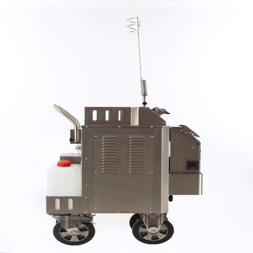 Menikini Steam Master 10 SH 10kW Industrial Steam Generator with Unlimited  Autonomy